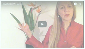 Click here to see the you tube video - Your Crystal Light Therapy Healing Session Explained